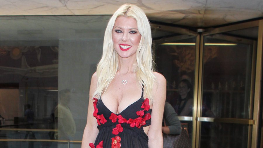 Tara Reid Says She's in 'Great Spirits and Health' After 'Negative Press'