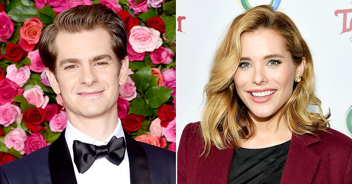 Andrew Garfield Is Dating Actress Susie Abromeit