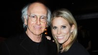 Larry David Cheryl Hine