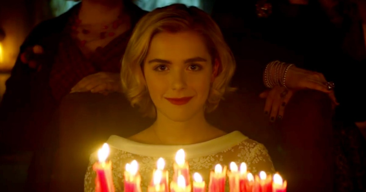 The First 'Chilling Adventures of Sabrina' Teaser Is Here: Watch