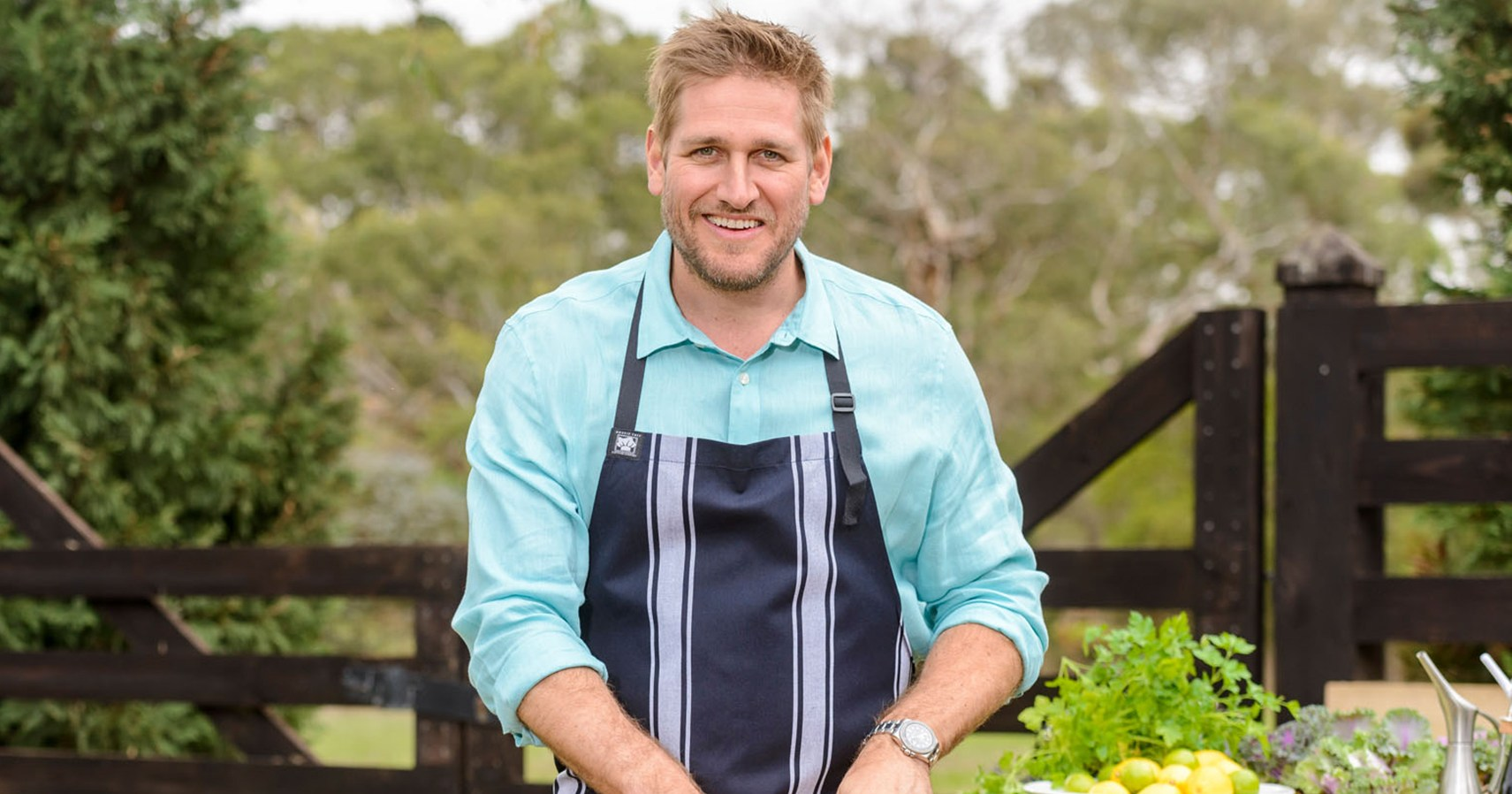 Curtis Stone's Recipe for Grilled Rib-Eye Steaks With Gorgonzola Butter Is 'Pretty Special'