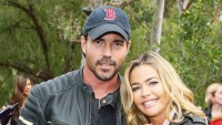 Denise Richards Invited Charlie Sheen Aaron Phypers Wedding