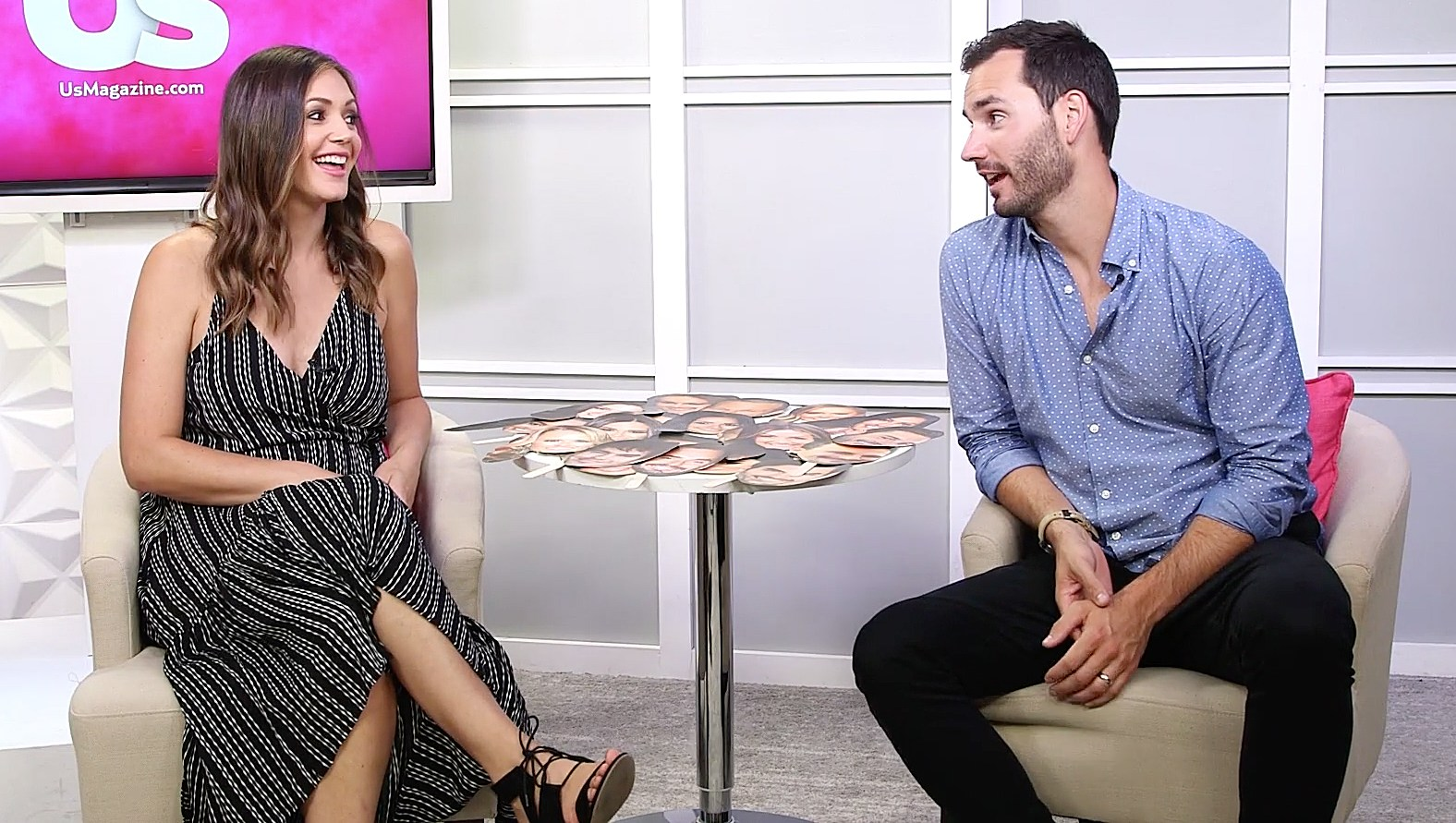 Desiree and Chris Siegfried: This Bachelor Nation Couple Is Most Likely to Have 10 Kids