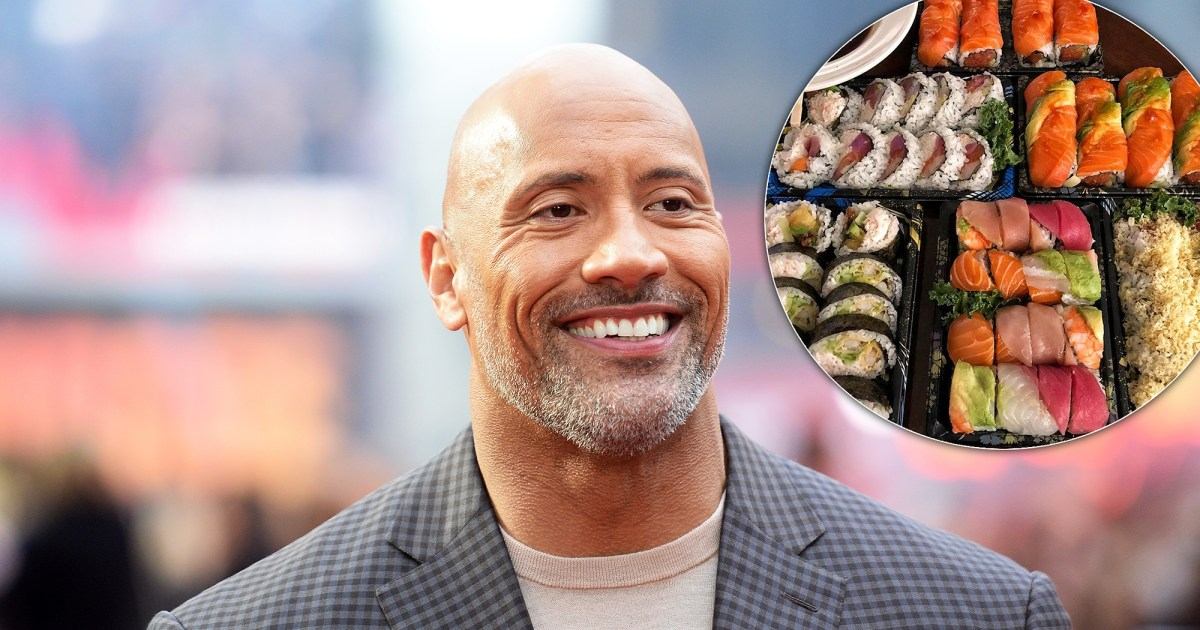 Dwayne Johnson's 'Cheat Meals' Are in a League of Their Own and He Knows It: 'I Know How to Party'