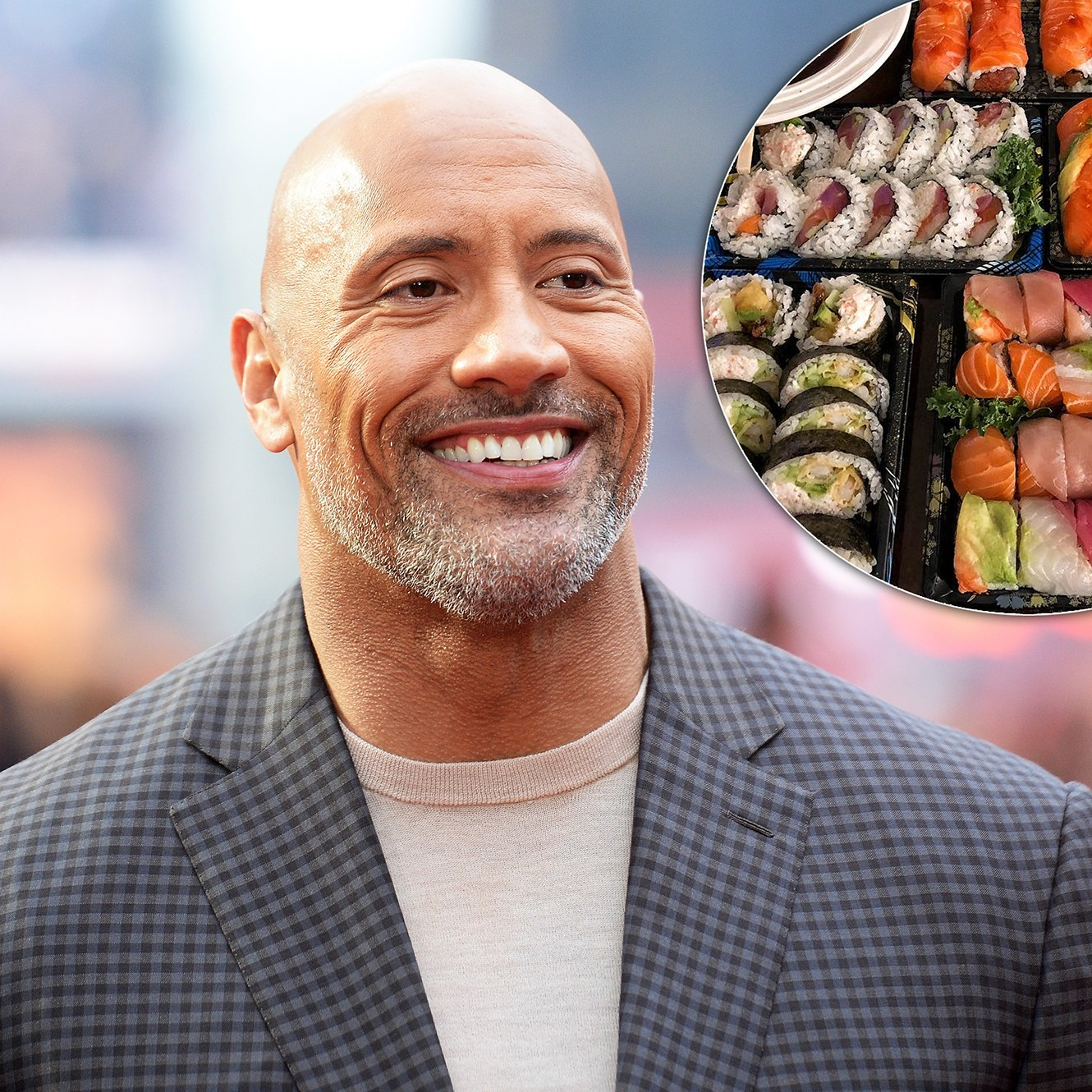 Dwayne Johnson's 'Cheat Meals' Are in a League of Their Own, and He Knows It: 'I Know How to Party'
