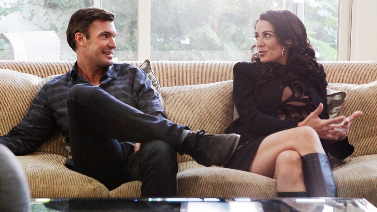 Jeff Lewis Shades Jenni Pulos Ahead of 'Flipping Out' Premiere