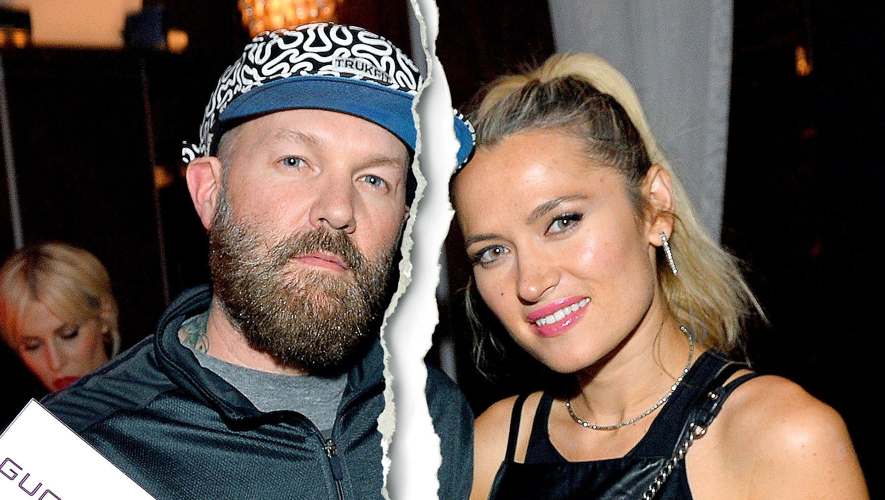 Celebrity Splits of 2018 Fred Durst and Kseniya Durst split