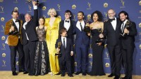 Emilia Clarke, Peter Dinklage and More 'Game of Thrones' Stars Talk Final Season at the 2018 Emmys