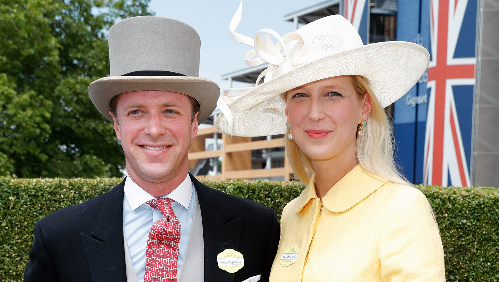 Lady Gabriella of Windsor Engaged to Pippa Middleton's Ex Thomas Kingston