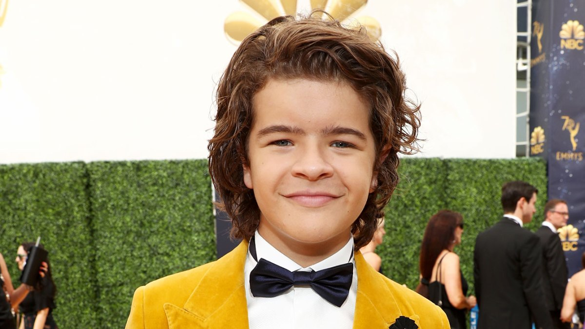 Stranger Things' Gaten Matarazzo Gushes Over Girlfriend Lizzy Yu