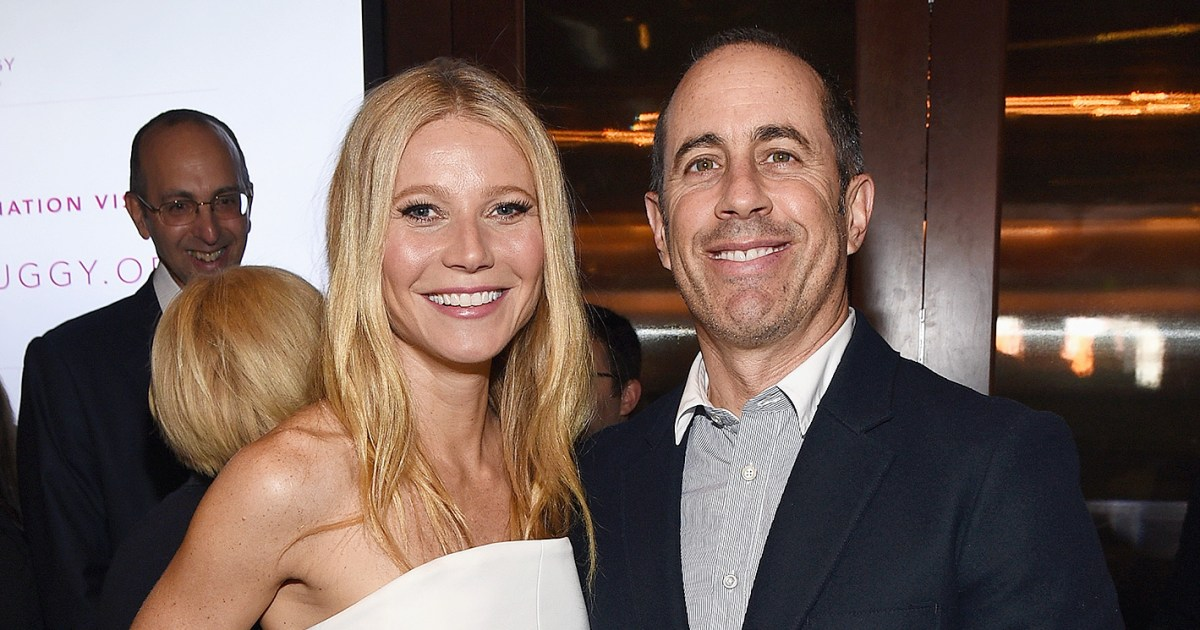 Gwyneth Paltrow's Rehearsal Dinner Was Hosted by Jerry ...