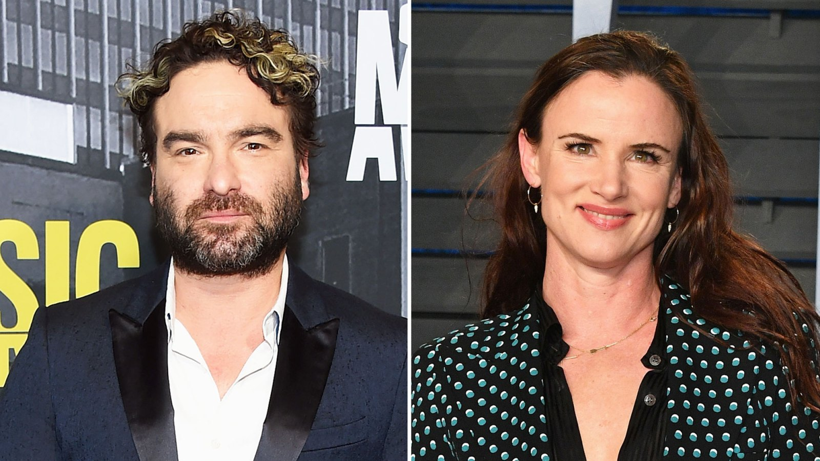 Juliette Lewis Will Play Johnny Galecki\'s GF on \'The Conners\'