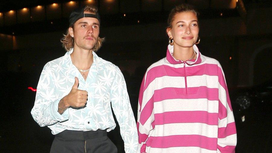 Justin Bieber, Hailey Baldwin, Engaged