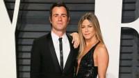 Justin Theroux, Jennifer Aniston, Interview