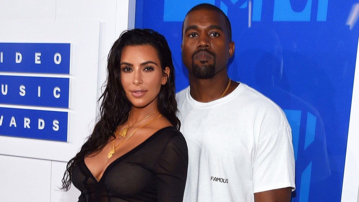 Kanye West Says Wife Kim Kardashian Is In Law School: 'It's Extremely Serious to Us'