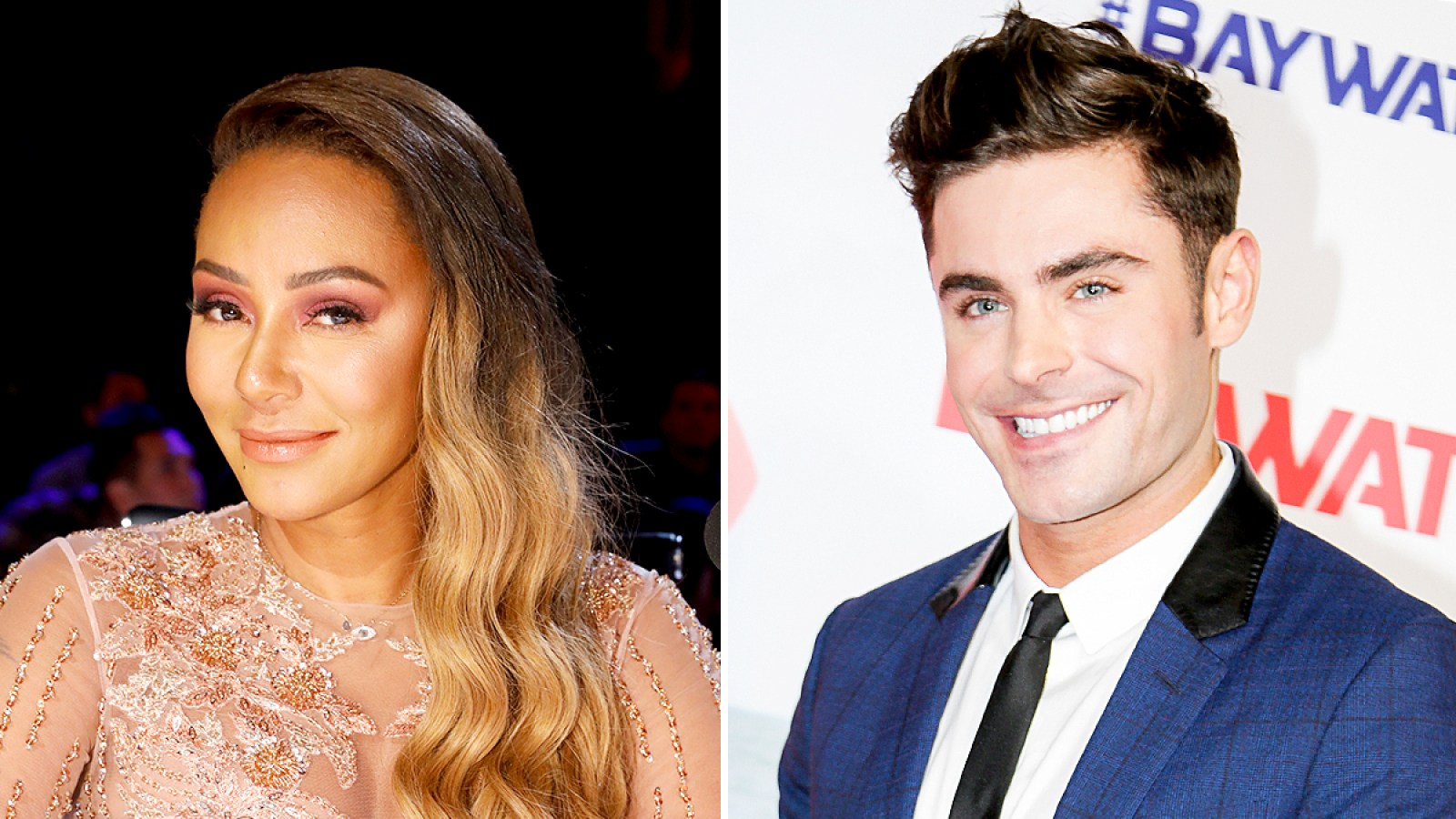 c50c1583bd2329 Mel B Hooked Up With Zac Efron After Splitting From Husband Stephen  Belafonte