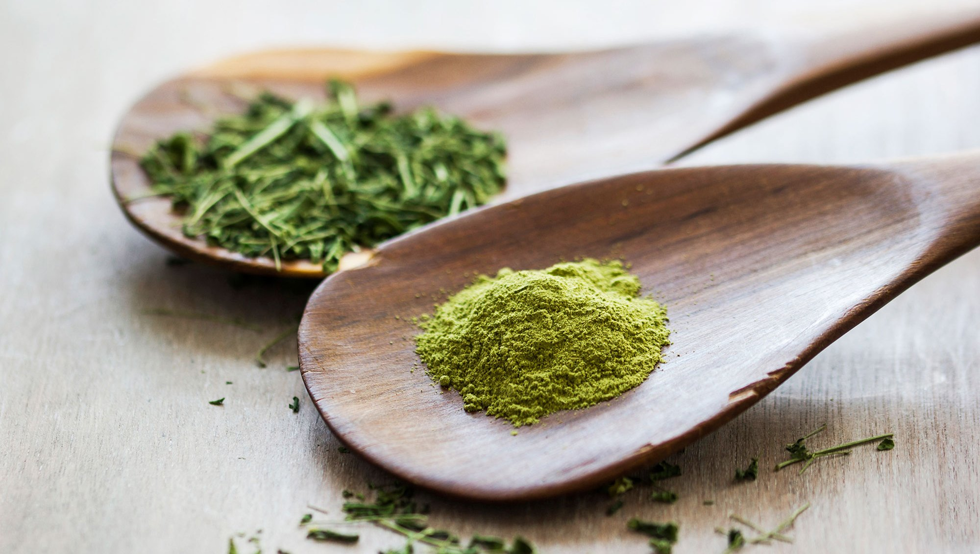 Moringa and Moringa powder