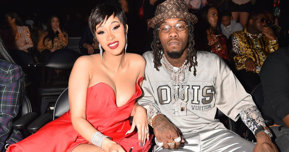 Offset Gets His Cardi B S Daughter S Name Tattooed On: Offset Gets A Tattoo On His Face For Baby Kulture With Cardi B