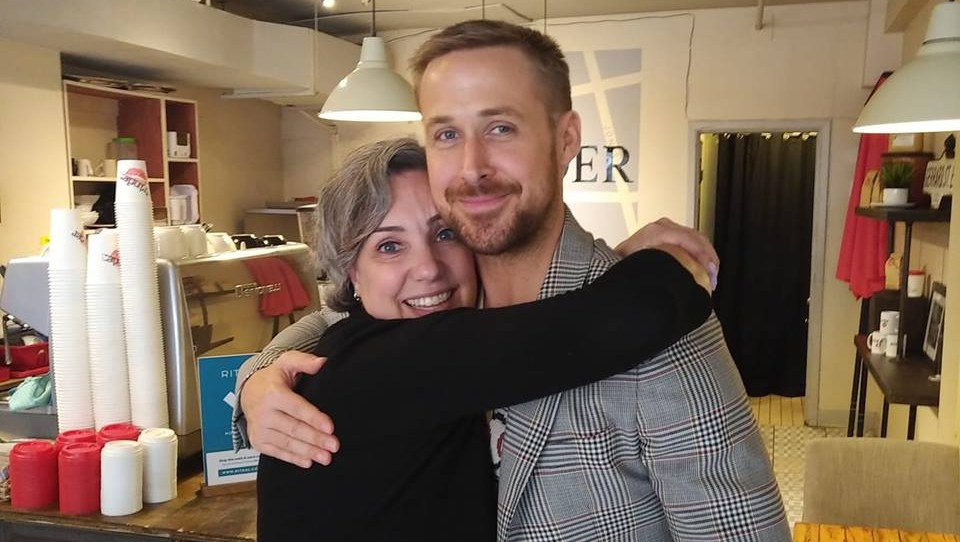Ryan Gosling Stops By Toronto Cafe After Owner Launches Campaign for Him to Visit