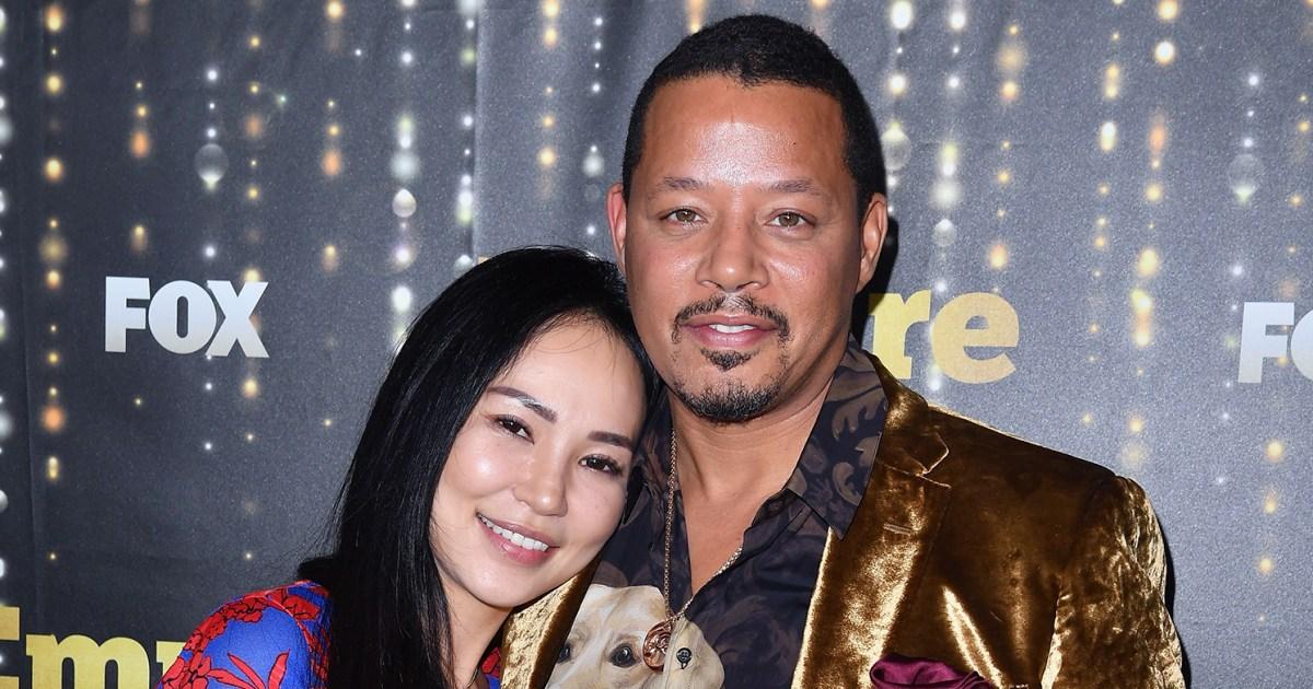 Terrence Howard Mira Pak Are Still Together After Divorce