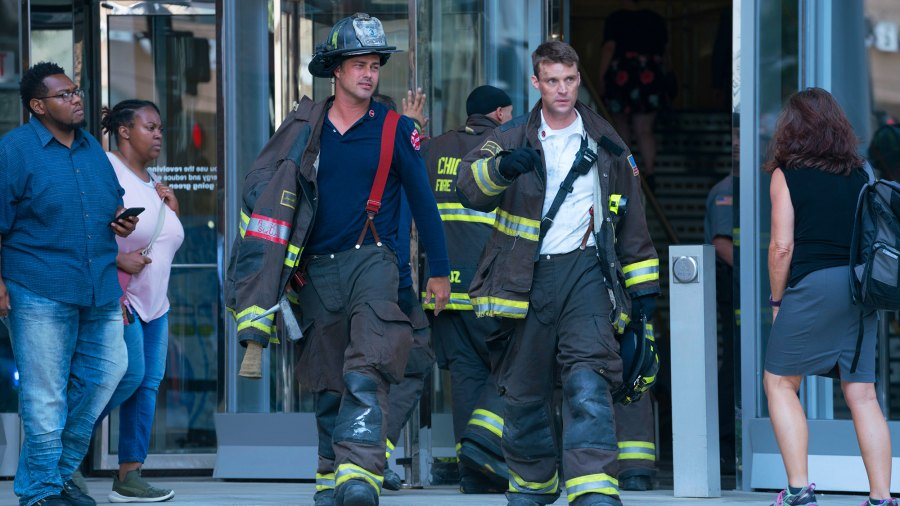 "CHICAGO FIRE -- ""A Closer Eye"""