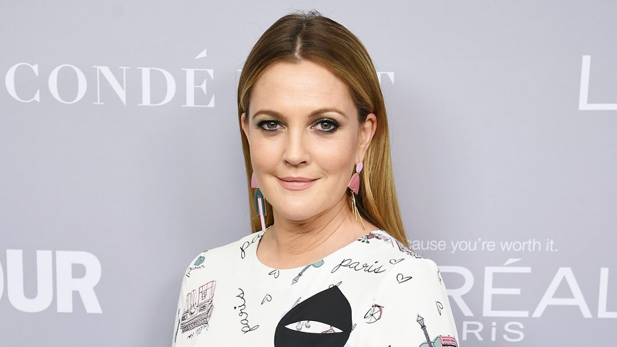 Drew Barrymore Opens Up Past Drug Use