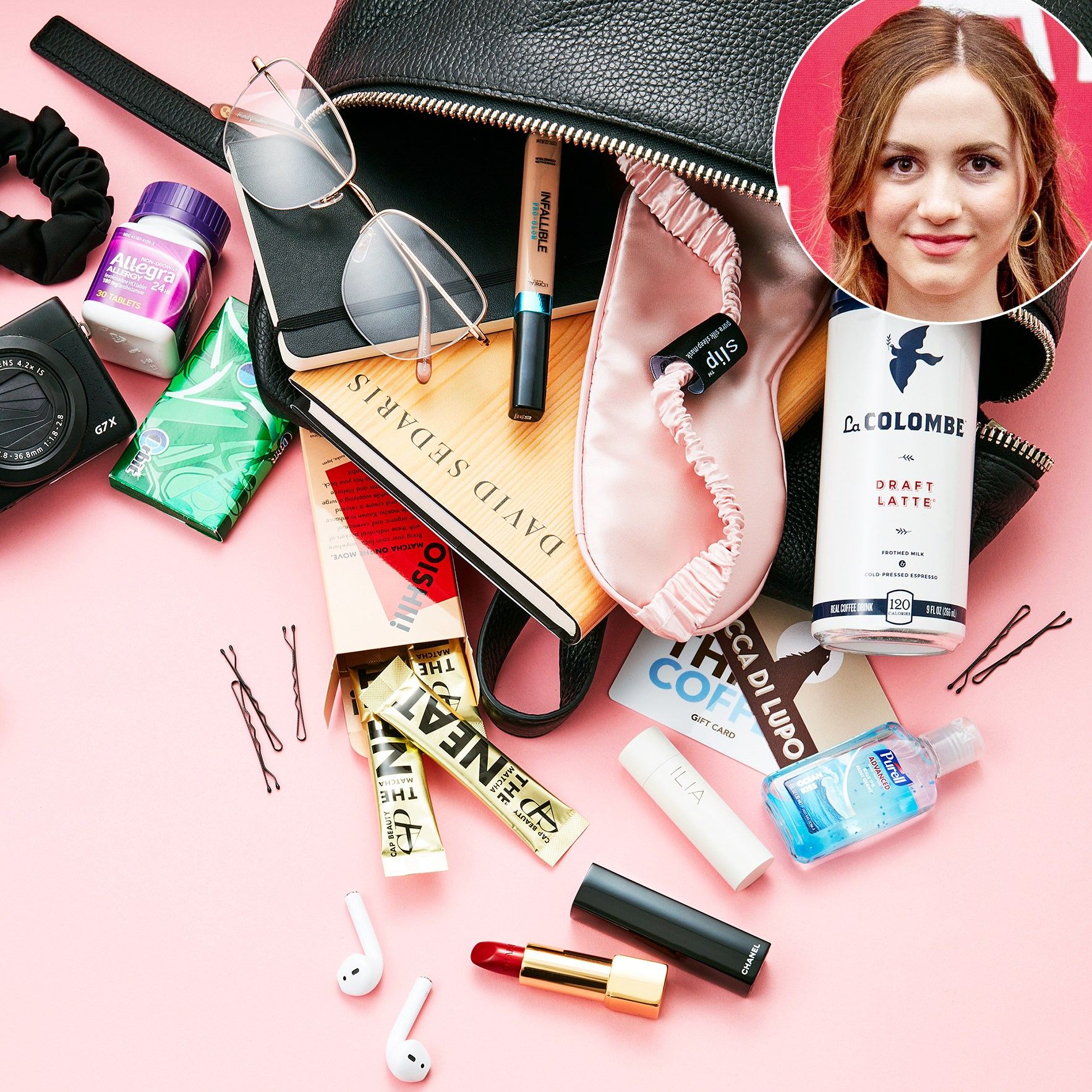 Maude Apatow What's In My Bag