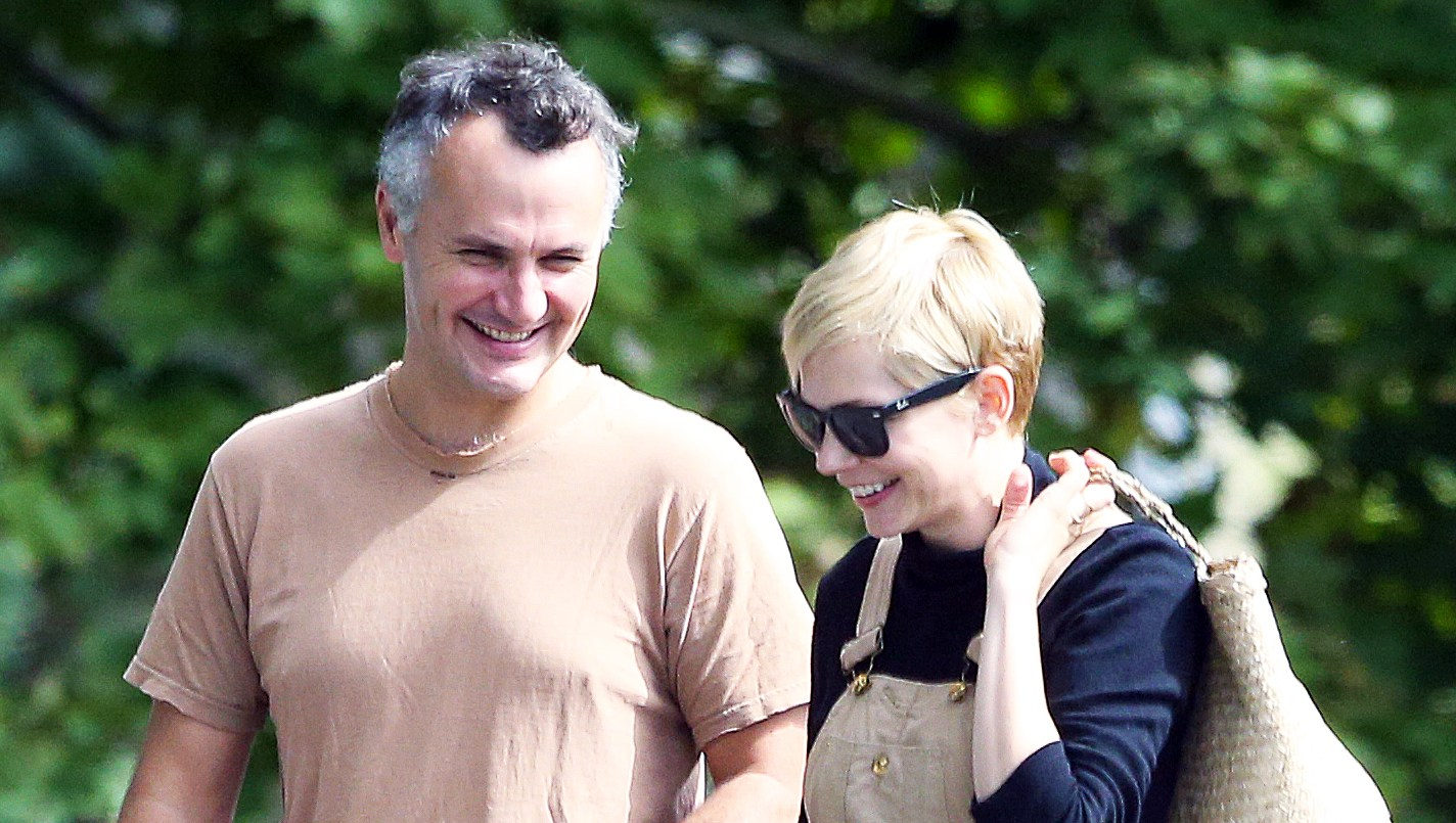 Michelle Williams Phil Elverum Upstate New York