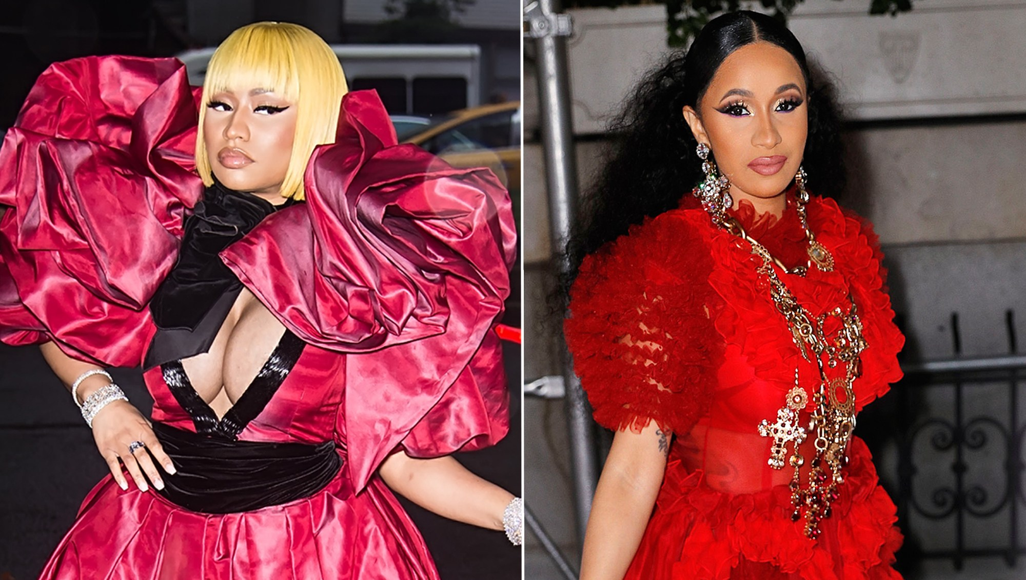 Nicki Minaj or Cardi B? Stars Pick Who Has Better Style at Us Weekly's Most Stylish Event