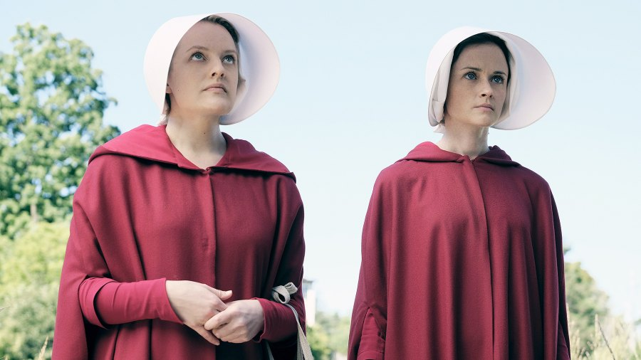 Offred Handmaid's Tale Costume