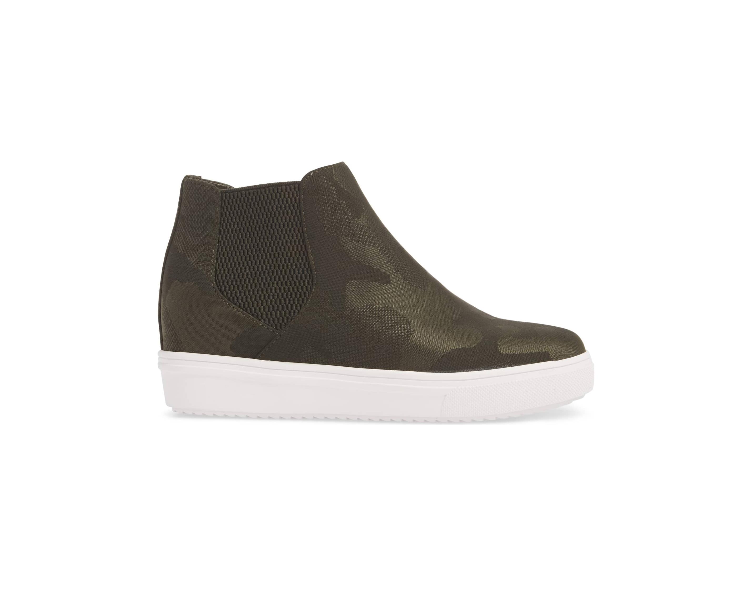 Shop Steve Madden Wedge Sneakers on