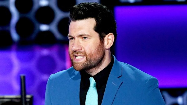 Billy Eichner speak onstage during the 2018 American Music Awards at Microsoft Theater on October 9, 2018 in Los Angeles, California.