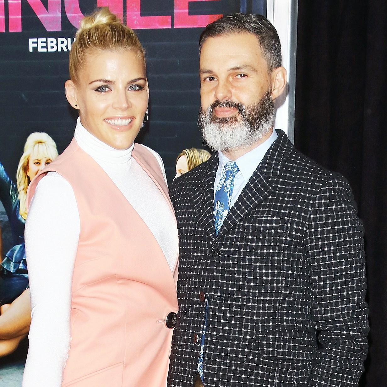 Busy Philipps Asked Marc Silverstein Divorce 2016