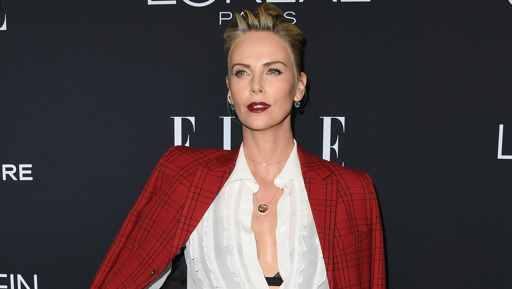 Charlize Theron Motherhood