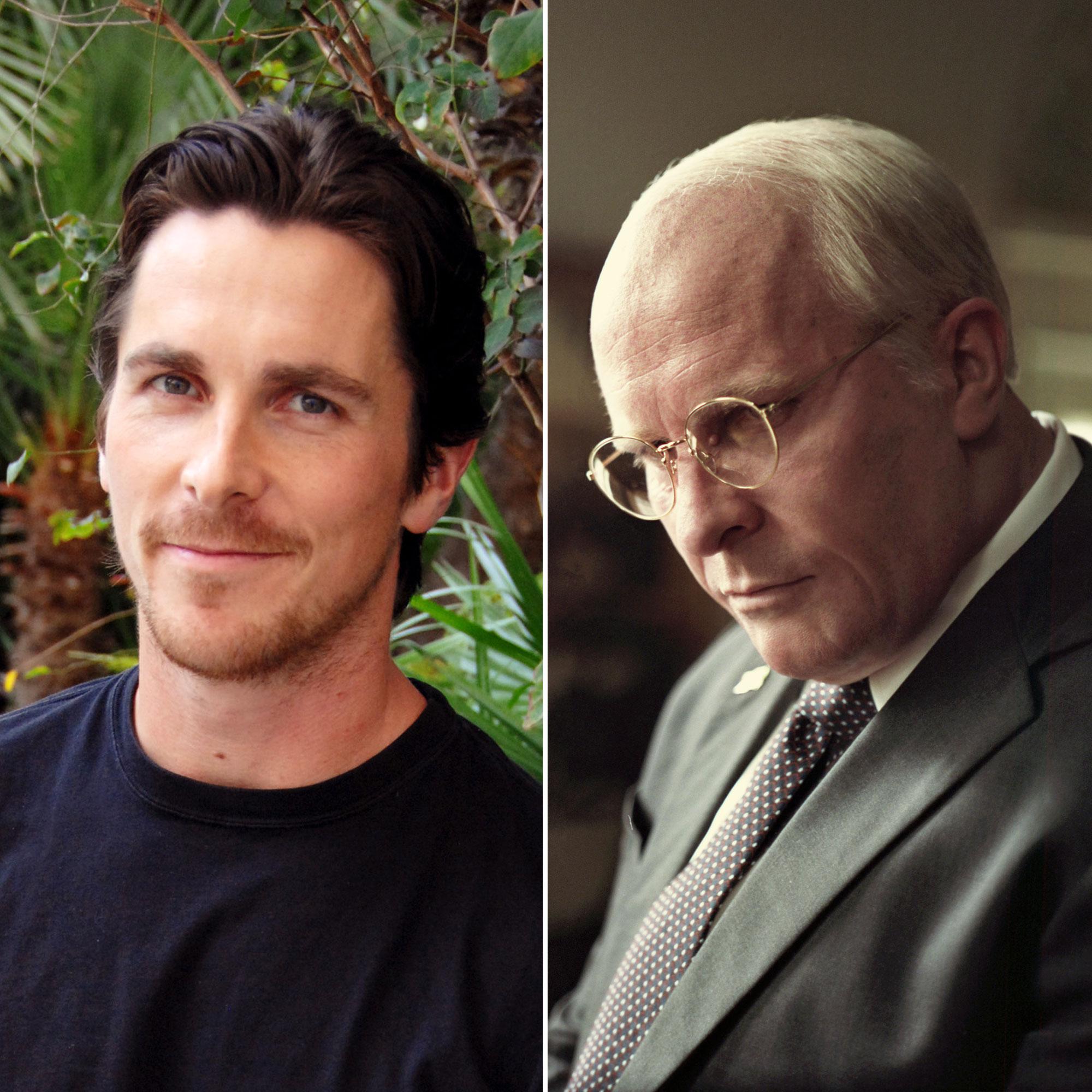 Watch Christian Bale (born 1974) video
