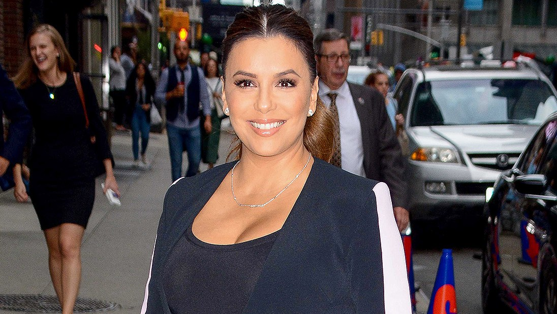 Eva Longoria, Son, Santiago, Metastatic Breast Cancer