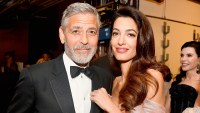 George Clooney, Amal Clooney, Variety Power of Women, Los Angeles