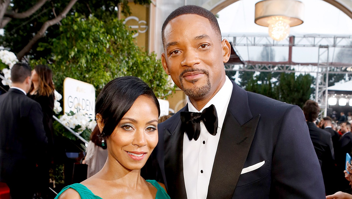 Jada Pinkett Smith and Will Smith wedding