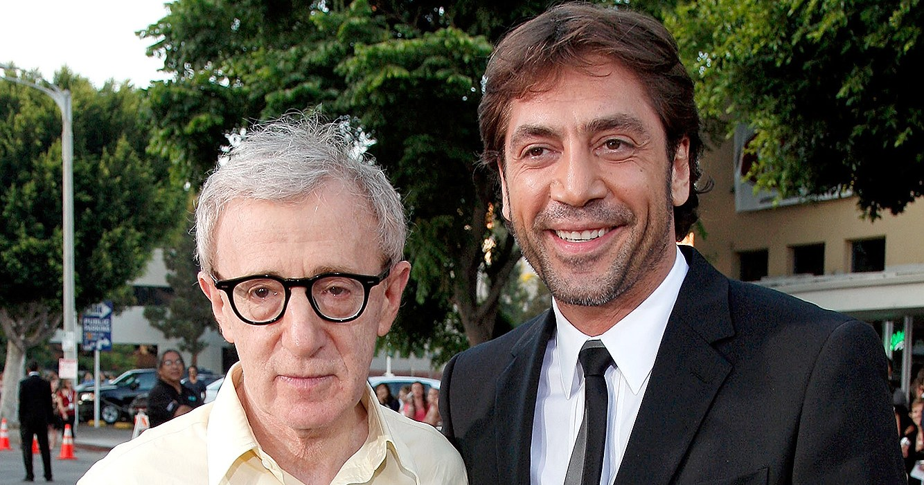 Javier Bardem Doesn't 'Agree With the Public Lynching' of Woody Allen Over Sexual Assault Allegations