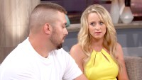 Corey Simms and Leah Messer custody