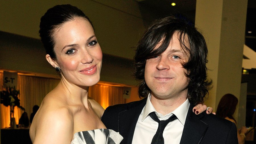 Mandy Moore, Ryan Adams, Marriage Tweets
