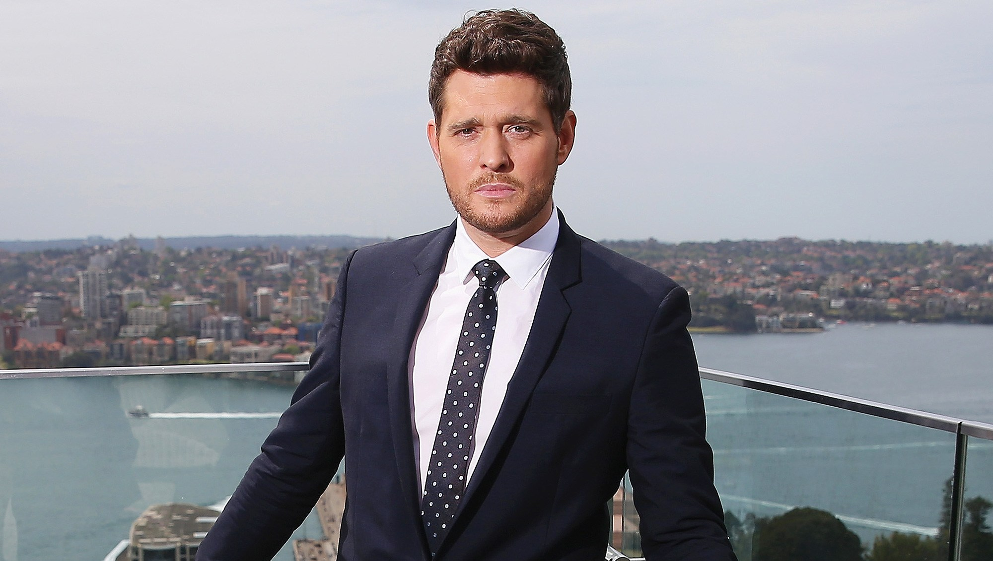 Michael Buble, Retiring, Music, Son, Cancer
