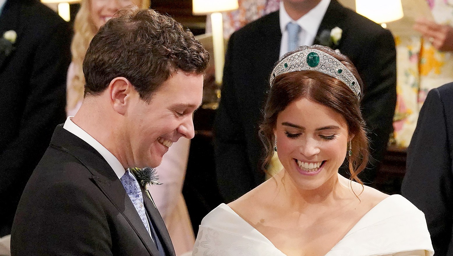 Princess-Eugenie-of-York-Jack-Brooksbank-married