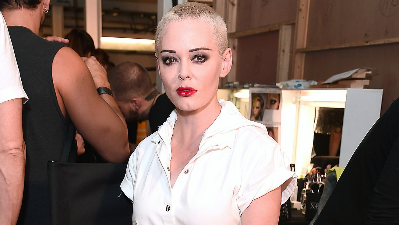 Rose Mcgowan, #MeToo, Lie