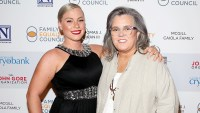 Elizabeth Rooney and Rosie O'Donnell engaged