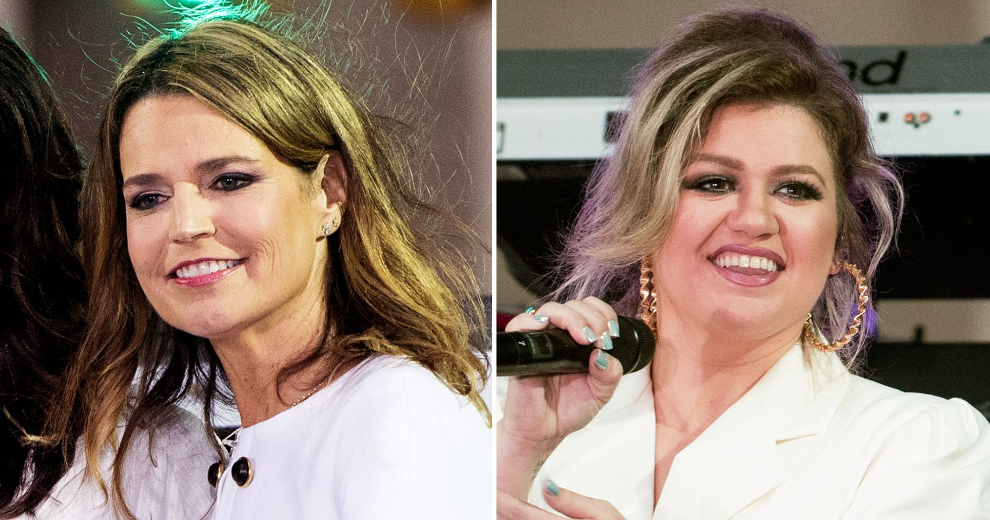 Savannah Guthrie and Kelly Clarkson's Daughters Are Now BFFs, 'Cannot Be Separated'