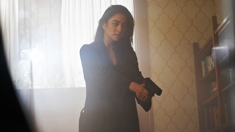 Shay Mitchell, You, Lifetime
