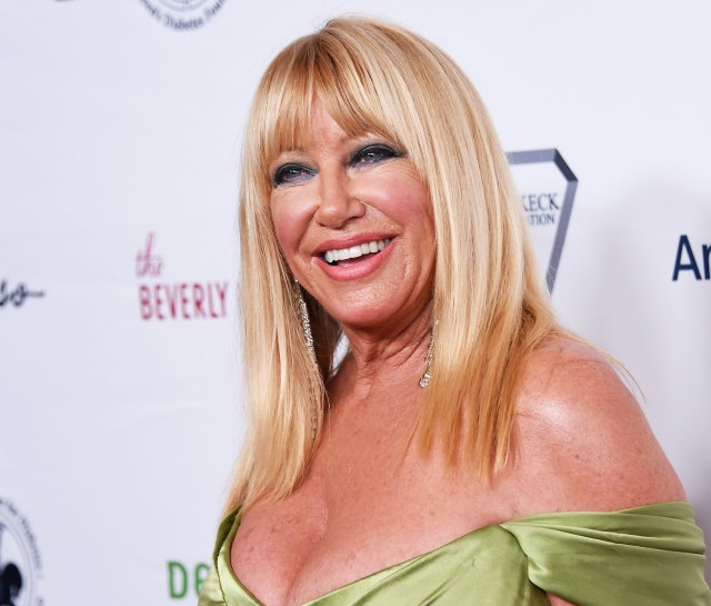 suzanne somers update on experimental post-cancer regrown breast