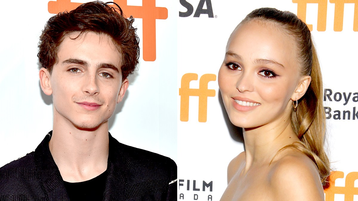 Timothee Chalamet, Lily-Rose Depp Spotted Making Out in NYC
