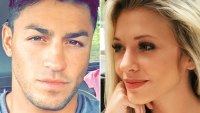 Tony Raines and his ex Madison Channing Walls